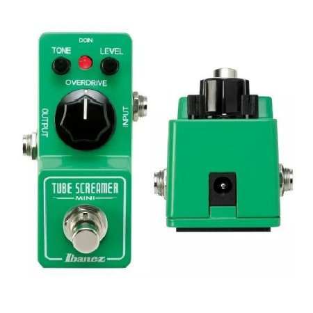 Pedal Overdrive Ibanez Ts808 Mini Made In Japan