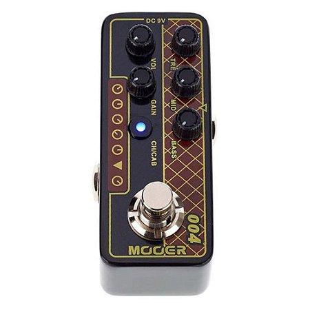PEDAL PARA GUITARRA MOOER  PRE AMP- DAY TRIPPER - 004