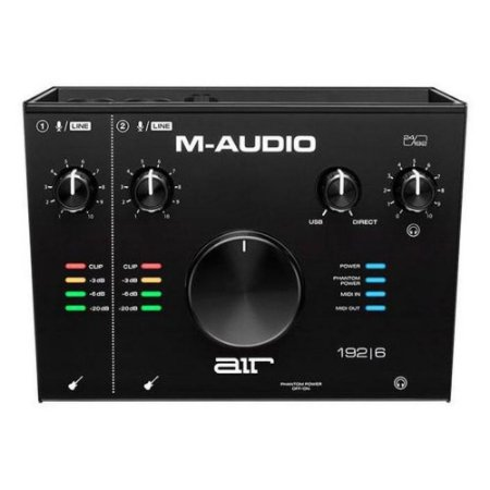 INTERFACE M-AUDIO AIR 1926 USB 24BITS 192KHZ 2x2