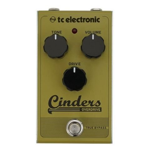 CINDERS OVERDRIVE - PEDAL - TC ELECTRONIC - OUTLET