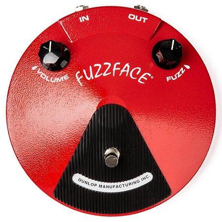 PEDAL FUZZ FACE DUNLOP - JDF2