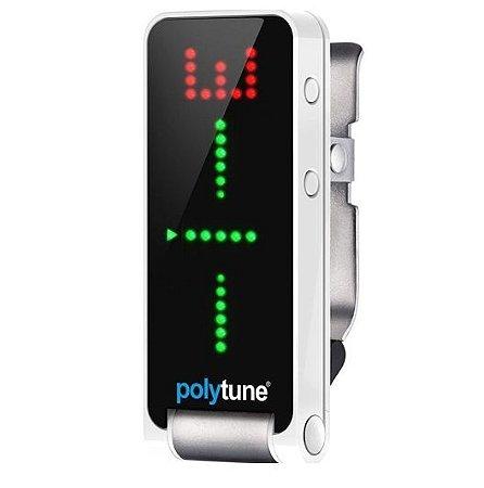 POLYTUNE CLIP - AFINADOR - TC ELECTRONIC