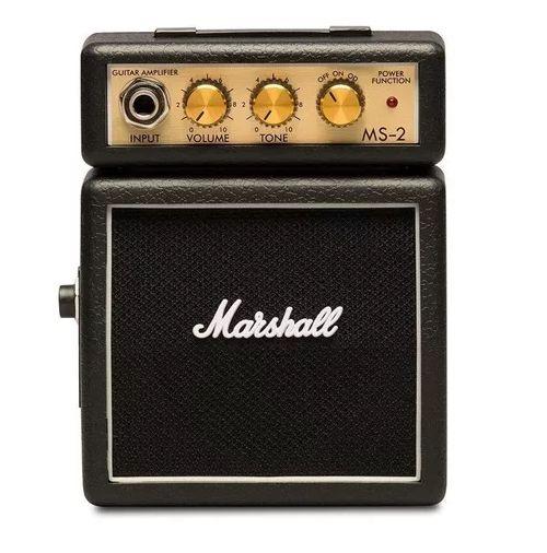 MICRO AMP MS-2 BLACK - MARSHALL