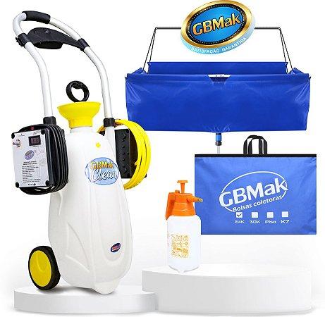 Maquina De Limpeza De Ar Split Regulagem Pressão Completa