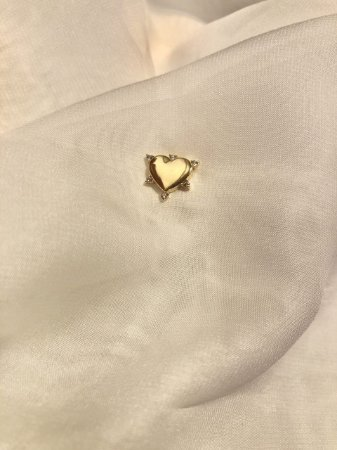Pin Cuore P