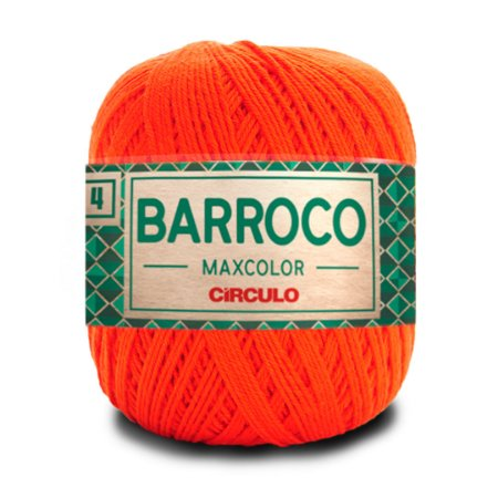 Barbante Barroco Maxcolor 4 Fios 200g Cor 4676