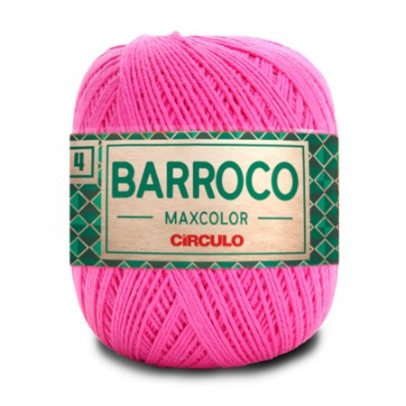 Barbante Barroco Maxcolor 4 Fios 200g Cor 6085