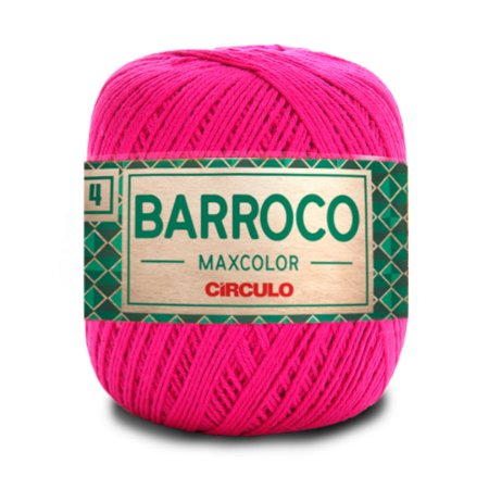 Barbante Barroco Maxcolor 4 Fios 200g Cor 6133