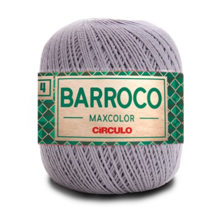 Barbante Barroco Maxcolor 4 Fios 200g Cor 8212