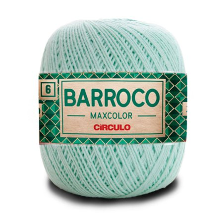 Barbante Barroco Maxcolor 6 Fios 200g Cor 2204