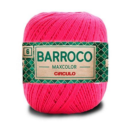 Barbante Barroco Maxcolor 6 Fios 200g Cor 3334