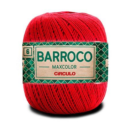 Barbante Barroco Maxcolor 6 Fios 200g Cor 3402