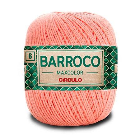 Barbante Barroco Maxcolor 6 Fios 200g Cor 4514