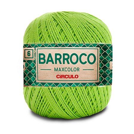 Barbante Barroco Maxcolor 6 Fios 200g Cor 5203