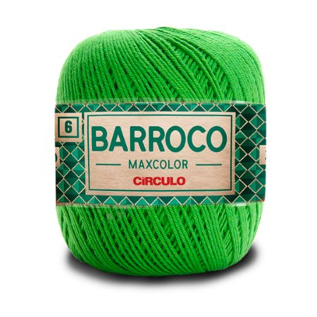 Barbante Barroco Maxcolor 6 Fios 200g Cor 5242