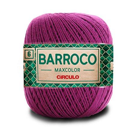 Barbante Barroco Maxcolor 6 Fios 200g Cor 6375