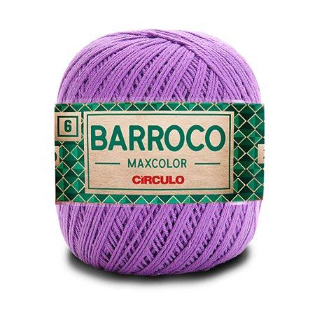 Barbante Barroco Maxcolor 6 Fios 200g Cor 6394