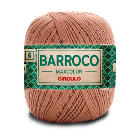 Barbante Barroco Maxcolor 6 Fios 200g Cor 7603
