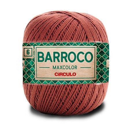 Barbante Barroco Maxcolor 6 Fios 200g Cor 7738