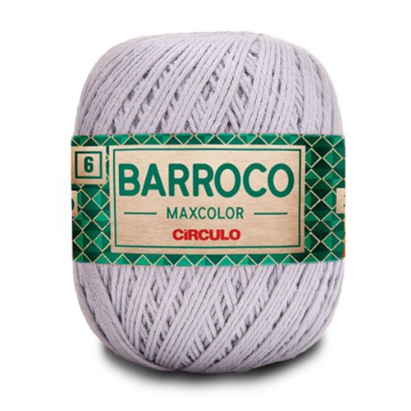 Barbante Barroco Maxcolor 6 Fios 200g Cor 8088