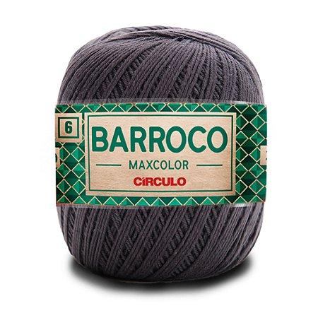 Barbante Barroco Maxcolor 6 Fios 200g Cor 8323