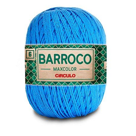 Barbante Barroco Maxcolor 6 Fios 400g Cor 2500