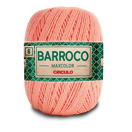 Barbante Barroco Maxcolor 6 Fios 400g Cor 4514