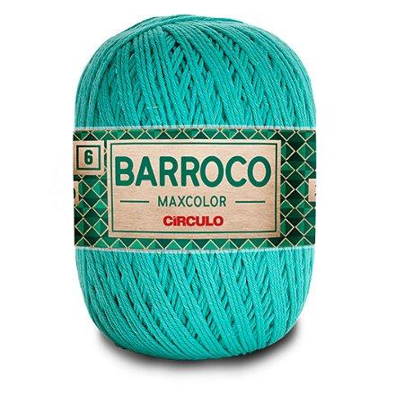 Barbante Barroco Maxcolor 6 Fios 400g Cor 5669