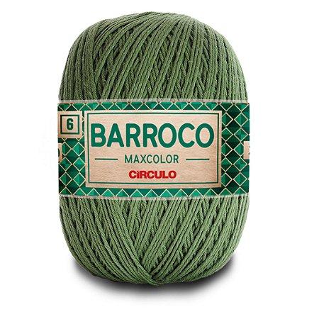 Barbante Barroco Maxcolor 6 Fios 400g Cor 5718