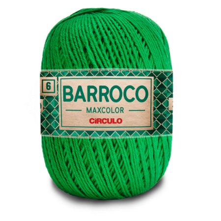 Barbante Barroco Maxcolor 6 Fios 400g Cor 5767