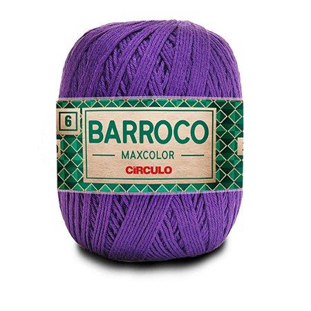 Barbante Barroco Maxcolor 6 Fios 400g Cor 6482