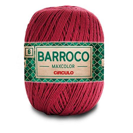 Barbante Barroco Maxcolor 6 Fios 400g Cor 7136