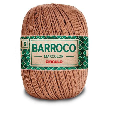 Barbante Barroco Maxcolor 6 Fios 400g Cor 7603