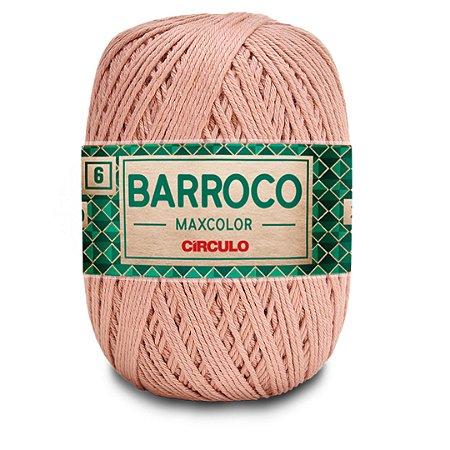 Barbante Barroco Maxcolor 6 Fios 400g Cor 7727