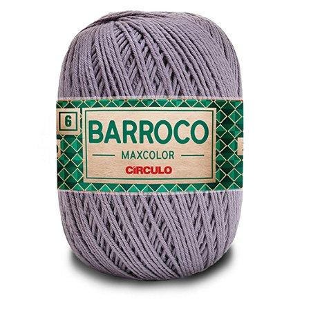 Barbante Barroco Maxcolor 6 Fios 400g Cor 8336