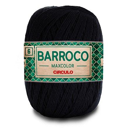 Barbante Barroco Maxcolor 6 Fios 400g Cor 8990