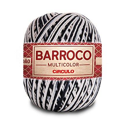 Barbante Barroco Multicolor 6 Fios 400g Cor 9016