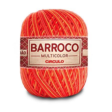 Barbante Barroco Multicolor 6 Fios 400g Cor 9157