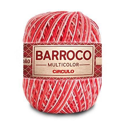 Barbante Barroco Multicolor 6 Fios 400g Cor 9202