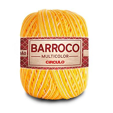 Barbante Barroco Multicolor 6 Fios 400g Cor 9368