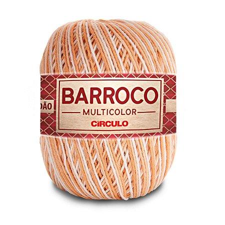Barbante Barroco Multicolor 6 Fios 400g Cor 9370