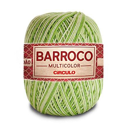 Barbante Barroco Multicolor 6 Fios 400g Cor 9384