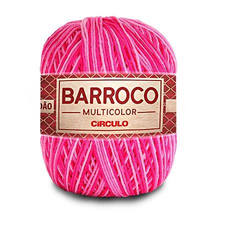 Barbante Barroco Multicolor 6 Fios 400g Cor 9427