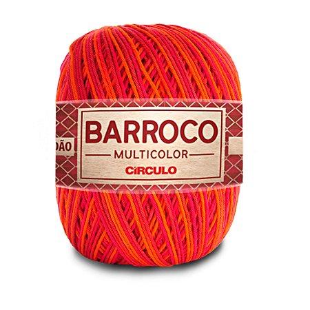 Barbante Barroco Multicolor 6 Fios 400g Cor 9484