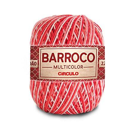 Barbante Barroco Multicolor 6 Fios 200g Cor 9202