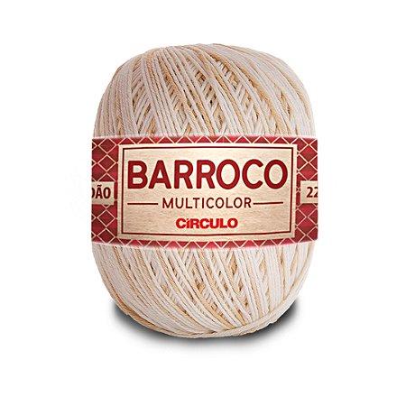 Barbante Barroco Multicolor 6 Fios 200g Cor 9900