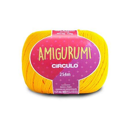 Fio Amigurumi 254m Cor 1289