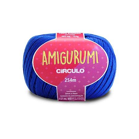 Fio Amigurumi 254m Cor 2829