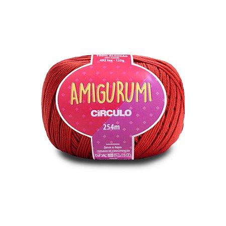 Fio Amigurumi 254m Cor 3583