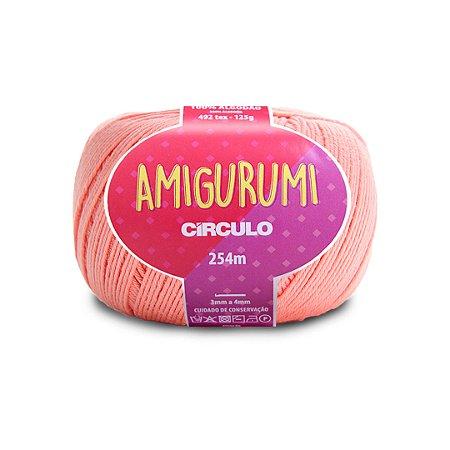 Fio Amigurumi 254m Cor 4092